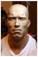 Arnold  Schwarzenegger 1:1 WIP changed lips /nose by Pedro-Moretto