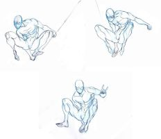 spiderman flits...rough :D by Selkirk
