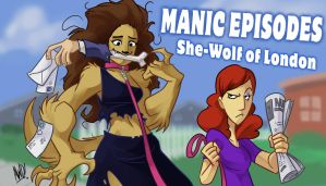 Manic Episodes 04 Title Card by AndrewDickman