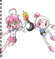 Bomberman Jetters by SailorBomber