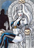 Lady Death Preview by tonyperna