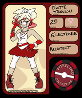 Pokecino Application: Evette by SpiffyShoes