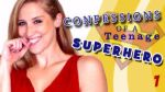 Confessions of a Teenage Superhero-1 by Superchica
