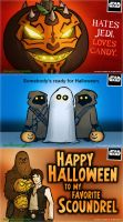 Star Wars Halloween eCards by grantgoboom
