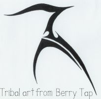 Tribal tattoo sketch 2 by Tap-Photo-and-Co