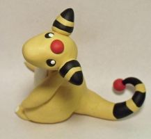 Ampharos by Tinebell