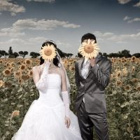 sunwedding by arastorguev