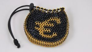 Chainmaille Coin Purse by McRobertsChainmaille