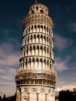Leaning Tower Of Pisa 4 by ErinM2000