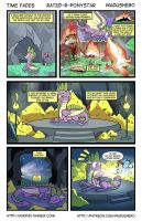 Time Fades: Spike page 9 by Wadusher0