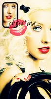 Christina Aguilera by capitolD