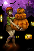 Happy Halloween by x-Tsuka-x
