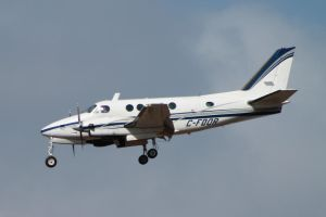 KingAir Maritime Air Charter by tdogg115