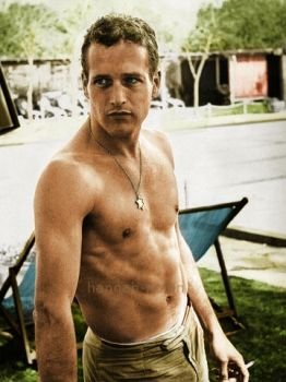 Paul Newman by hannah-nolan