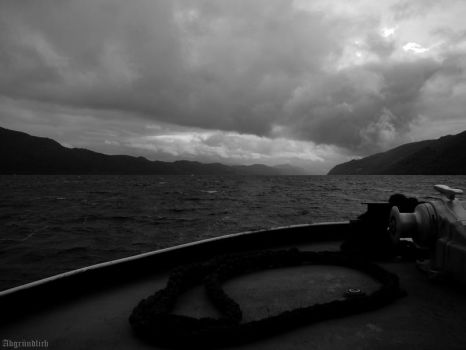 Searching for Nessie by Abgrundlich