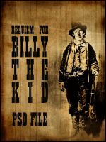 Requiem for BILLY THE KID by zeke-ulrich