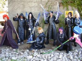 Organization XIII by SoNoProductions