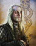 Lucius Malfoy by D-Cranford