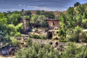 Tulloch Mill, Knights Ferry, CA by PaulWeber