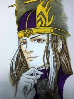 DW6 Sima Yi by Grace-Zed