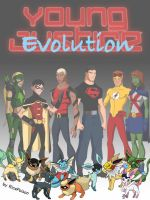 Young Justice: Evolution by RicePoison