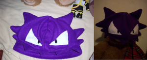 Haunter Hat by Kikipoos
