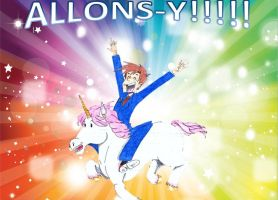 Allons-y!! by D-wing1
