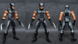 X-Force Wolverine by Discogod