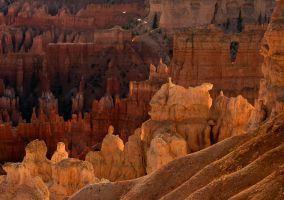 Bryce Canyon Formations II by jamezevanz