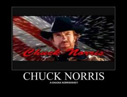 Chuck Norris Motivation by LJPhil