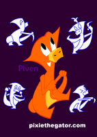 piven journal for sale by pixie-the-gator