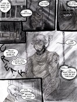 Outsiders - CH 1 PG 1 by SweetheartedSadist