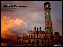 The Mosque by drkines