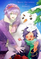 MM SS: Mayuge Snowman! by IMAKINATION