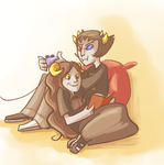 HS: sunday afternoons of a distant past by Puffintalk