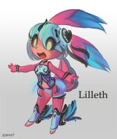 Lilleth by Cenit-v