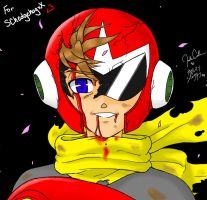 Feelin' the Blues... by Kurumi-Lover