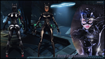 CatWoman: Movie Style Suit-PurrView 2015 :3 by iRawr4Lara