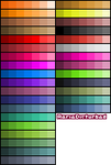 My Very First Color Palette by Aerie-Disturbed