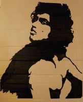 Stencil - Rocky Horror by color-me-red