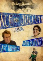 Jake and Amir by LabsOfAwesome