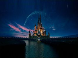 Disney Castel by Nike-One