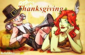 Happy Thanksgiving 2015 by ArtistAbe