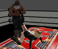 ankle lock 2 by fulgore12