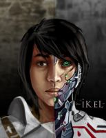 Self Portrait with a Twist by i-KEL