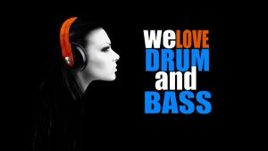We Love DnB by AndriTallo