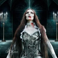 Mina by vampirekingdom