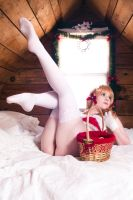 Christmas Morning by Foxy-Cosplay