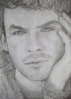 Ian Somerhalder by ArtIsLife88