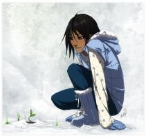 Waking from the Cold Sleep by Nashya